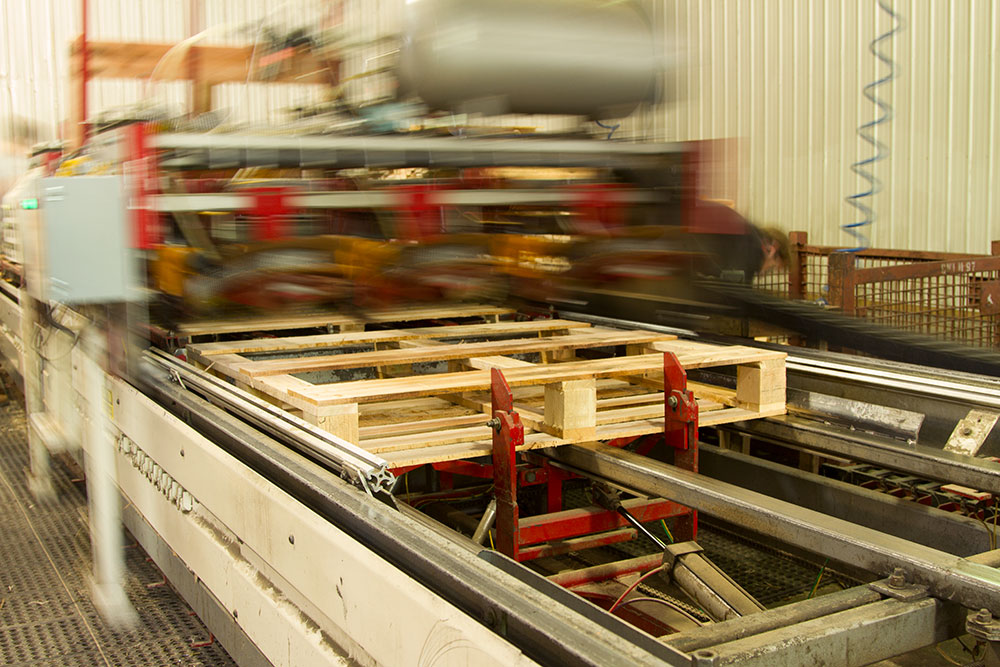 Pallet Sales on the Rise   Southwood Lumber & Pallet